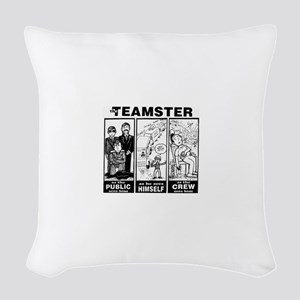 Hollywood Woven Throw Pillow