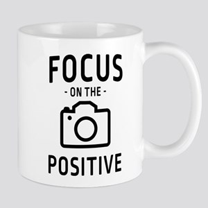 Focus On The Positive Mugs
