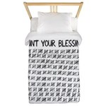 Count Your Blessings Twin Duvet