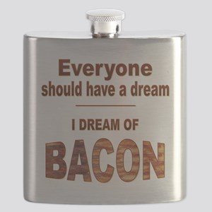Dream of Bacon Flask