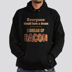 Dream of Bacon dark Hoodie (dark)