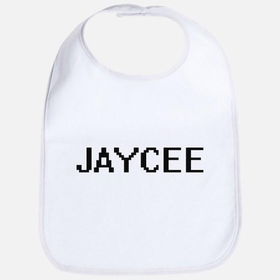 Jaycee Digital Name Bib