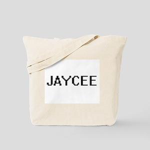 Jaycee Digital Name Tote Bag