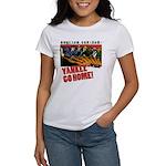 Yankee Go Home! Women's T-Shirt