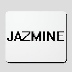 Jazmine Digital Name Mousepad