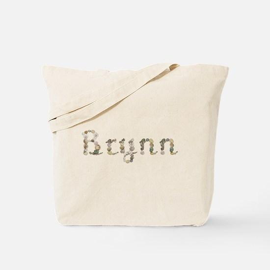 Brynn Seashells Tote Bag