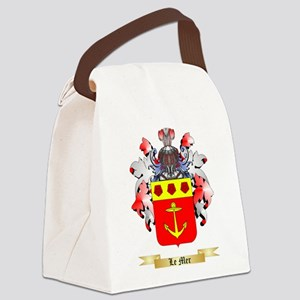 Le Mer Canvas Lunch Bag