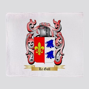 Le Gall Throw Blanket