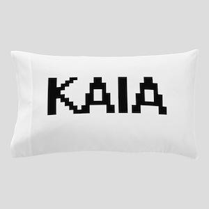 Kaia Digital Name Pillow Case