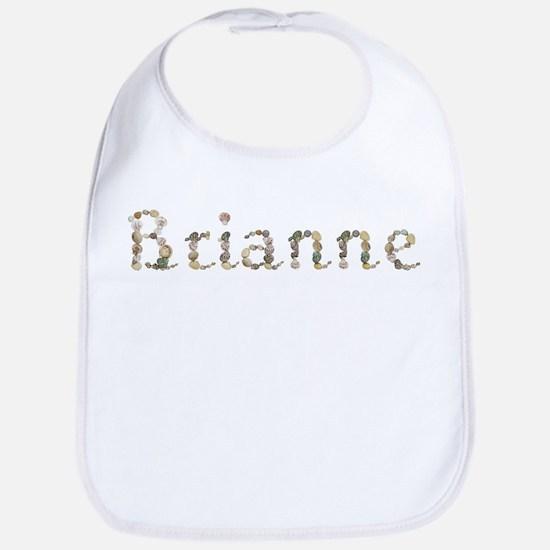 Brianne Seashells Bib