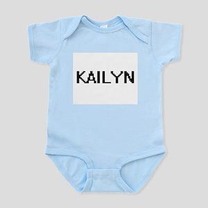 Kailyn Digital Name Body Suit