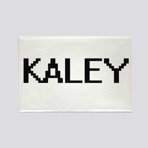 Kaley Digital Name Magnets