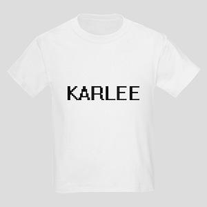 Karlee Digital Name T-Shirt