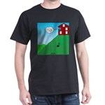 Cliff House Dark T-Shirt
