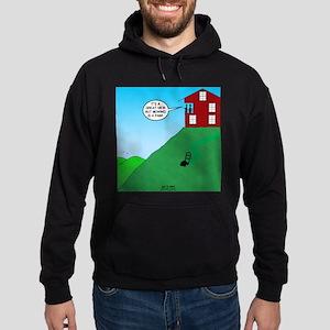 Cliff House Hoodie (dark)