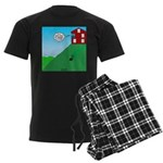 Cliff House Men's Dark Pajamas