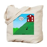 Cliff House Tote Bag