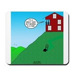 Cliff House Mousepad