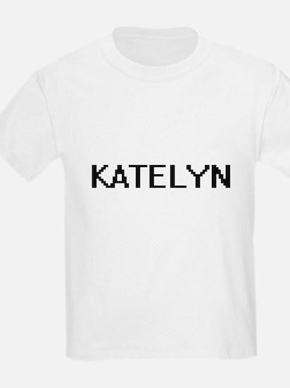 Katelyn Digital Name T-Shirt