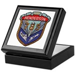 USS HENDERSON Keepsake Box