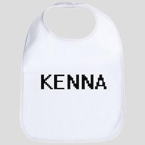 Kenna Digital Name Bib