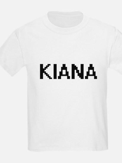 Kiana Digital Name T-Shirt