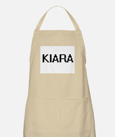 Kiara Digital Name Apron