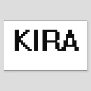 Kira Digital Name Sticker
