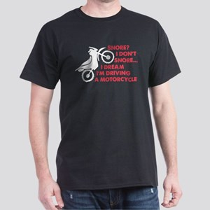 Snore motorcycle T-Shirt