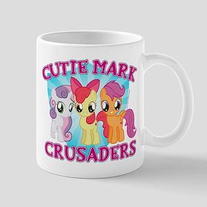 My LIttle Pony Cutie Mark 11 oz Ceramic Mug