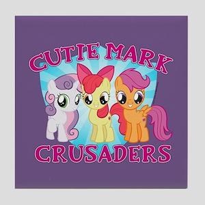 My LIttle Pony Cutie Mark Tile Coaster
