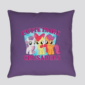 My LIttle Pony Cutie Mark Everyday Pillow