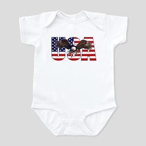 Baby Eagle 1 Infant Bodysuit