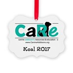 Custom Picture Ornament For Koal
