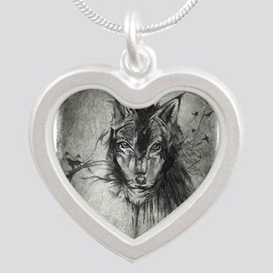 wolf Alpha Omega Necklaces
