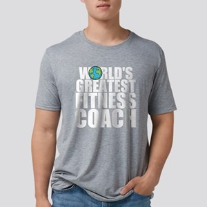 World's Greatest Fitness Coach T-Shirt