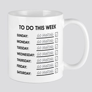 TO DO THIS WEEK Mug