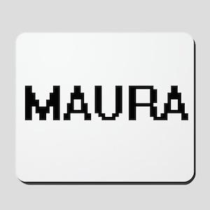 Maura Digital Name Mousepad