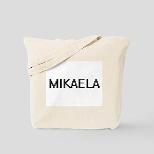 Mikaela Digital Name Tote Bag