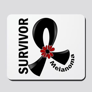 Melanoma Survivor 12 Mousepad