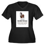 WHP logo Plus Size T-Shirt