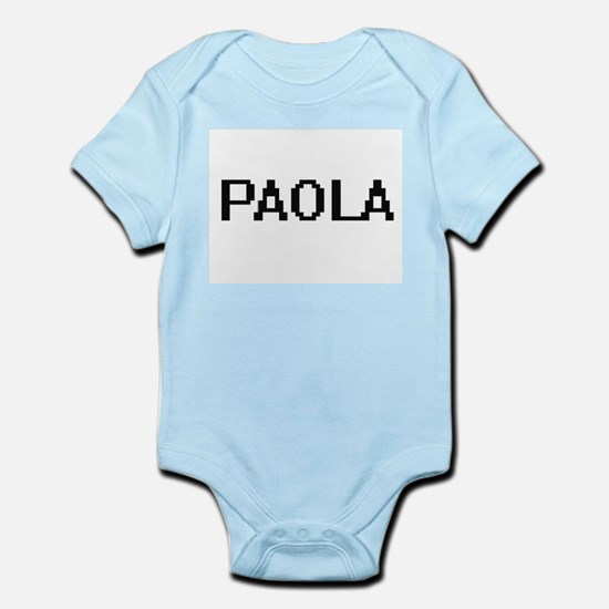 Paola Digital Name Body Suit
