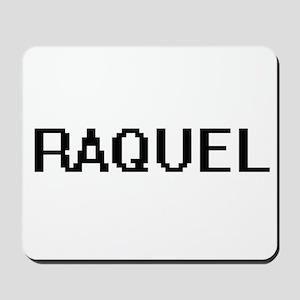 Raquel Digital Name Mousepad