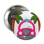 Surfing Girl Pink Car Beach 2.25