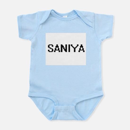 Saniya Digital Name Body Suit