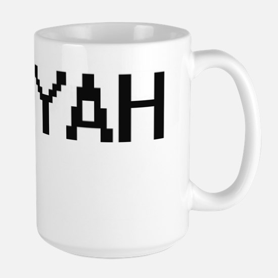 Saniyah Digital Name Mugs