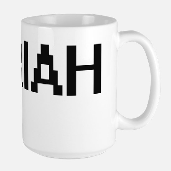 Sariah Digital Name Mugs