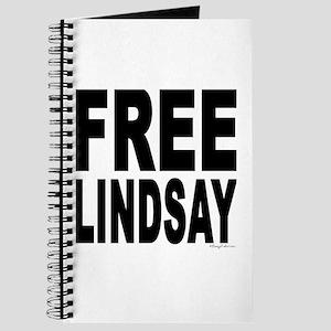 Free Lindsay #1 Journal