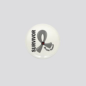 Brain Tumor Survivor 12 Mini Button