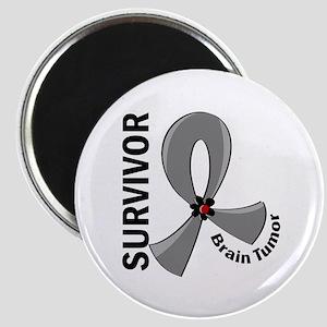 Brain Tumor Survivor 12 Magnet